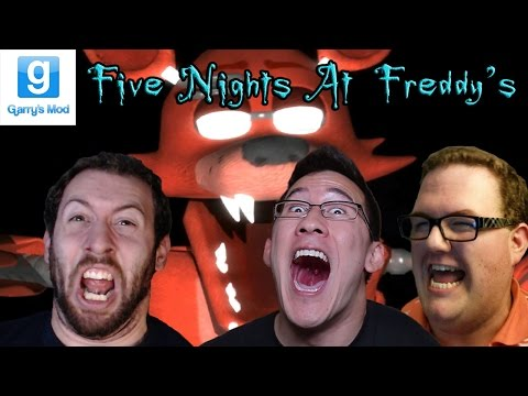 At - If you enjoyed this Five Nights at Freddy's Garry's Mod Horror Map with Markiplier and Muyskerm, please like, favorite, share, and subscribe for more! Thanks for watching! Play the game: http://st...