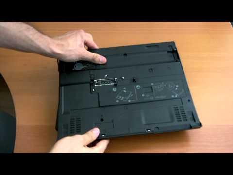 ThinkPad X201 Ultrabase dock hands-on