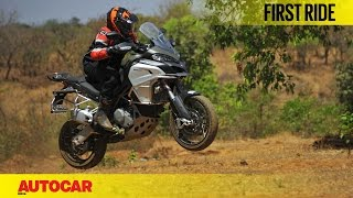 10. Ducati Multistrada 1200 Enduro | First Ride | Autocar India
