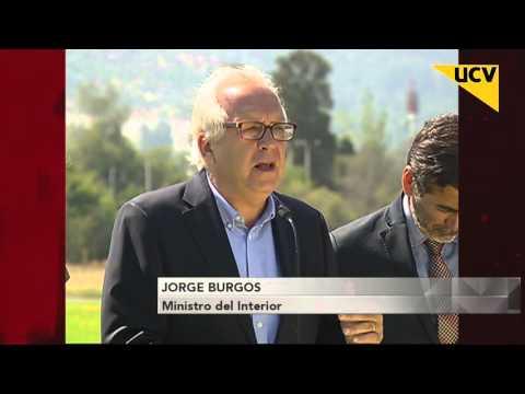 video Ministro Burgos encabezó presentación de nuevos aviones de Conaf