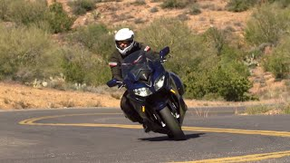 1. Yamaha FJR1300 First Ride Review at RevZilla.com