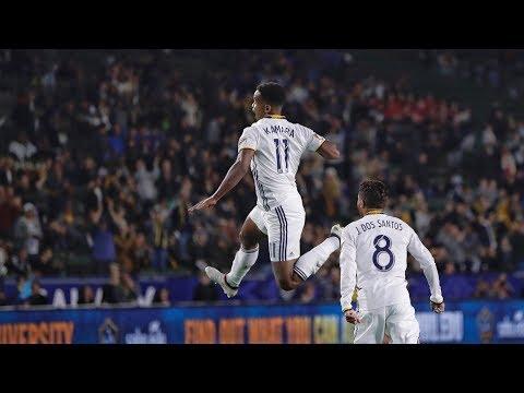 Video: Ola Kamara with a SCREAMER   Slo-mo Goal