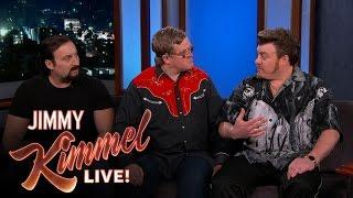 Video Trailer Park Boys on Jimmy Kimmel Live MP3, 3GP, MP4, WEBM, AVI, FLV Maret 2018