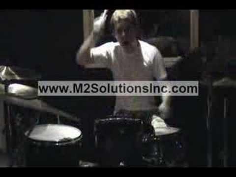 Nick Bellmore Phantoms Live in Studio online metal music video by PHANTOMS