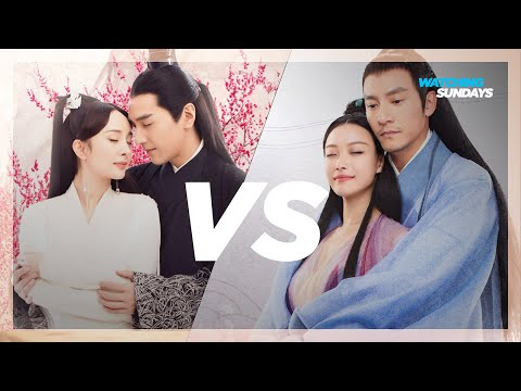 Yang Mi or No Ni? Eternal Love or Love and Destiny?