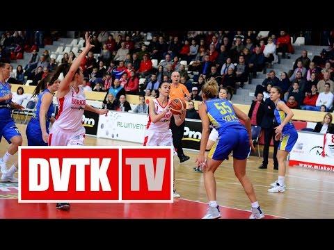 Női kosárlabda NB I. A-csoport, 12. forduló. Aluinvent DVTK - CEKK Cegléd