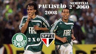 Palmeiras Campeão do Campeonato Paulista 2008 Palmeiras 2 x 0 São PauloDia: 20/04/2008 Gol de Valdivia Completo...