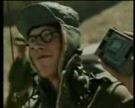 BASF WW2 Dear John TV commercial