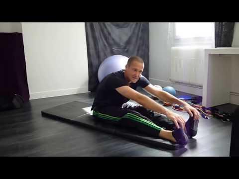 comment soulager les courbatures abdominales