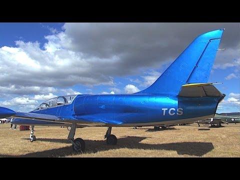 The Aero L-39 Albatros is a high-performance...