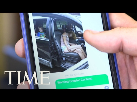 The Story Behind The Viral Photograph Of Opioid Victims | TIME