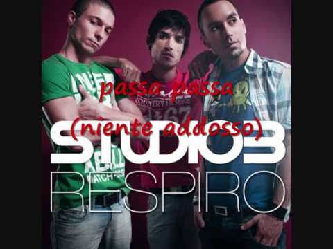 , title : 'Studio 3- passa passa (niente addosso)'