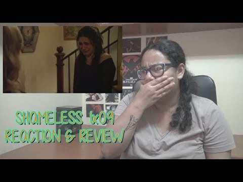 "Shameless 1x09 REACTION & REVIEW ""But At Last Came a Knock"" S01E09 