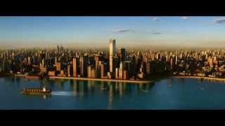 Video 3D Architectural Animation for High Rise Building.flv MP3, 3GP, MP4, WEBM, AVI, FLV Juni 2018