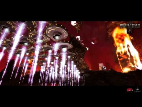 Rise of the Triad (2013) - Multiplayer Level Fly-Through