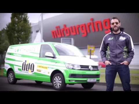 Project Eifel Geist - Nurburgring Lap Record Attempt in a Northgate van