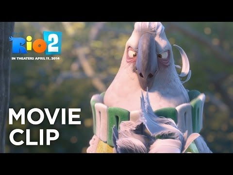 Rio 2 (Clip 'Pooping on Your Party')