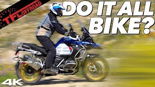 4. 2019 BMW R 1250 GS Adventure Review: The Iconic Overland Bike Gets Bigger But Is It Better?!