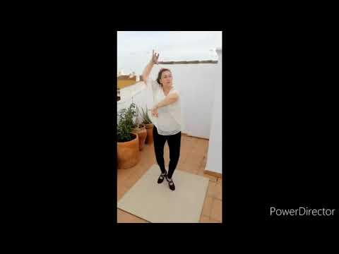 Taller Municipal de Baile Flamenco. Monitora Inés Romero Mora