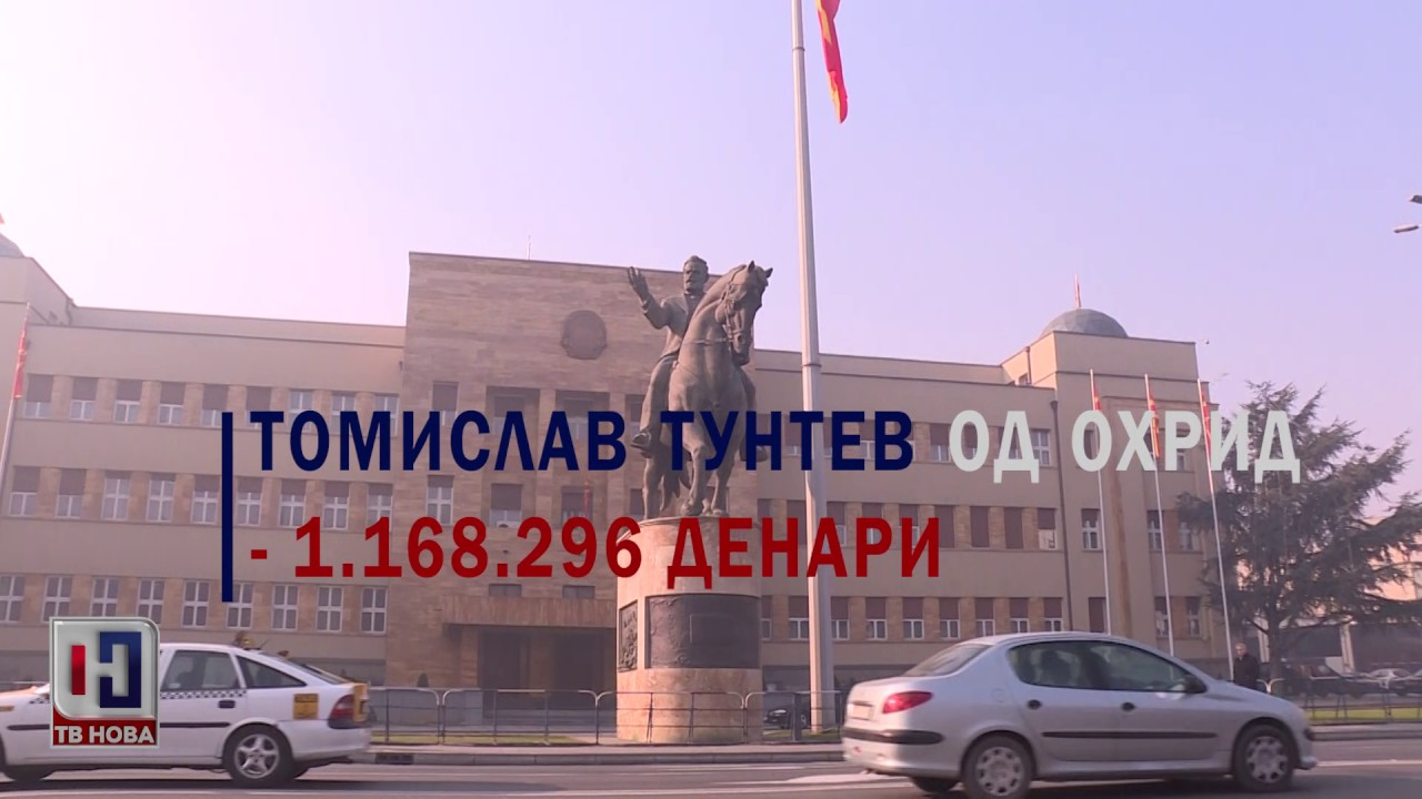 АКЦЕНТ: 10 пратеници на СДСМ потрошиле 180.000 евра за патни трошоци