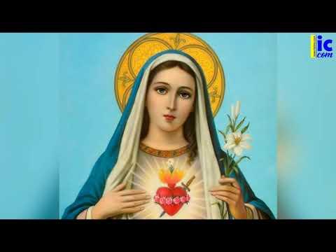 Oración al Inmaculado Corazón de María (31 Mayo 2020)