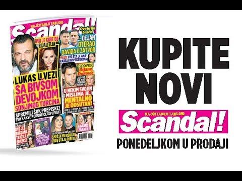 SCANDAL NOVINE: Lukas u vezi sa bivšom devojkom Sonjinog Turčina! Kako je Dejan oterao Davida u zatvor!