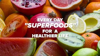 11 Everyday Foods For A Longer, Healthier Life by Tasty
