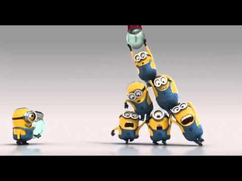 Đoạn clip hài hước về các Minion