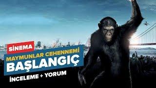 Maymunlar Cehennemi Başlangıç - Rise of the Planet of the Apes filminin inceleme ve yorumları sizlerle.