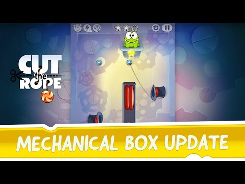 Video of Cut the Rope HD