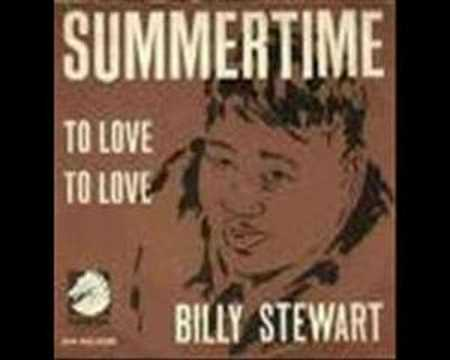 Summertime (Song) by Billy Stewart