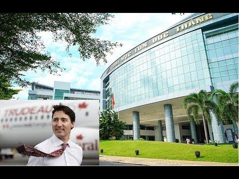 Thủ tướng Canada Justin Trudeau thăm trường ĐH Tôn Đức Thắng - Thời lượng: 4 phút, 23 giây.