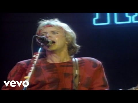 Styx - Blue Collar Man (Long Nights) lyrics