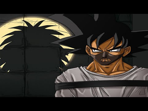 Raditz TRAINS Kakarot! | Dragon Ball Multiverse | PART 36