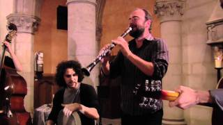 Live in New York with Kinan Azmeh Quartet