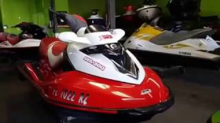 5. 2007 seadoo rxt supercharger engine 215 hp bombardier jetski