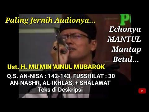 QIROAH - UST. H. MU'MIN 'AINUN MUBARAK - HAUL PP AL-HUDA KEBUMEN 2011.DAT