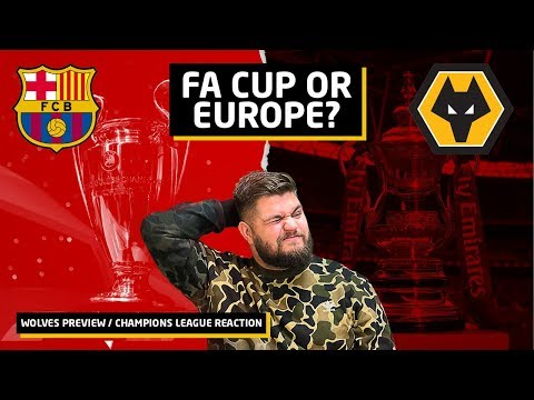 FA Cup Preview & Champions League Draw Reaction! | Man Utd News