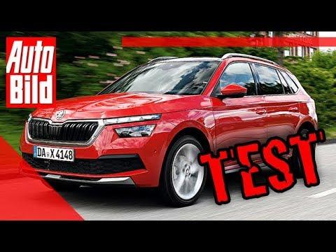 Skoda Kamiq (2019): Neuvorstellung - Test - SUV -  ...