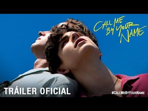 Call Me by Your Name - Tráiler Oficial HD en español?>