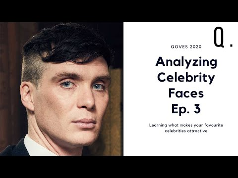 What Makes Cillian Murphy Attractive? | Analyzing Celebrity Faces Ep.  3