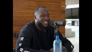 Video Romelu Lukaku Discusses His Journey - LightHarted Podcast With Josh Hart MP3, 3GP, MP4, WEBM, AVI, FLV Agustus 2019