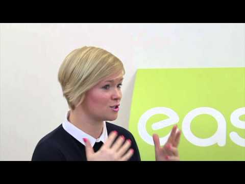 Eason Exclusive Interview: Cecelia Ahern