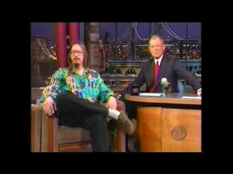 Mark Borchardt on Letterman in 2000,tour of northwest Milwaukee and Menomonee Falls,WI