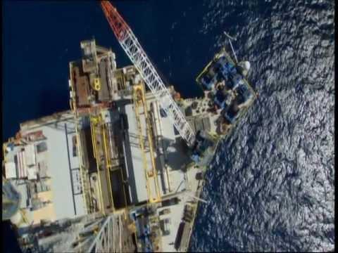 Морские нефтегазовые платформы