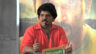Director Vekat Prabu came to me like God vengadasalapathy - Actor Ramki in Briyani