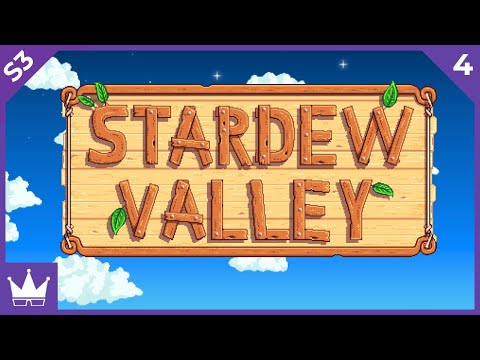 Twitch Livestream  Stardew Valley: Season 3 Ep. 4 [PC]
