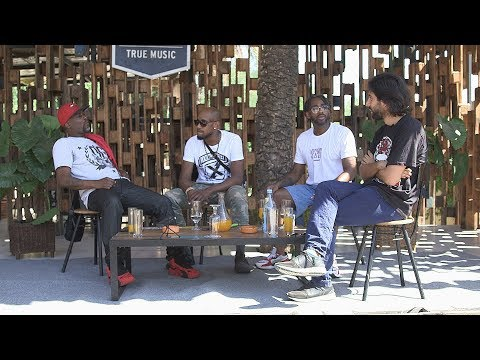 Interview avec Specta, Vicelow et Sir Samuel (ex-Saïan Supa Crew)