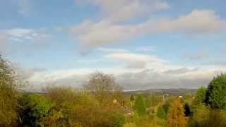 Bromsgrove United Kingdom  city pictures gallery : Autumn Clouds over Bromsgrove, U.K.