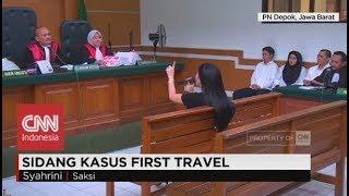 Video Syahrini 'Ceramahi' Hakim usai Sidang First Travel MP3, 3GP, MP4, WEBM, AVI, FLV Juni 2018